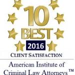 10 Best Award CLA 2016
